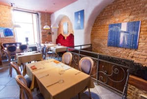 Hotel Justus Restaurant