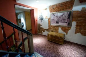 Hotel Justus - Staircase 2