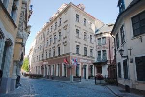 Hotel Justus - Facade 1