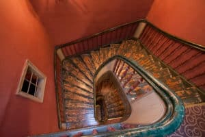 Hotel Justus - Staircase 1